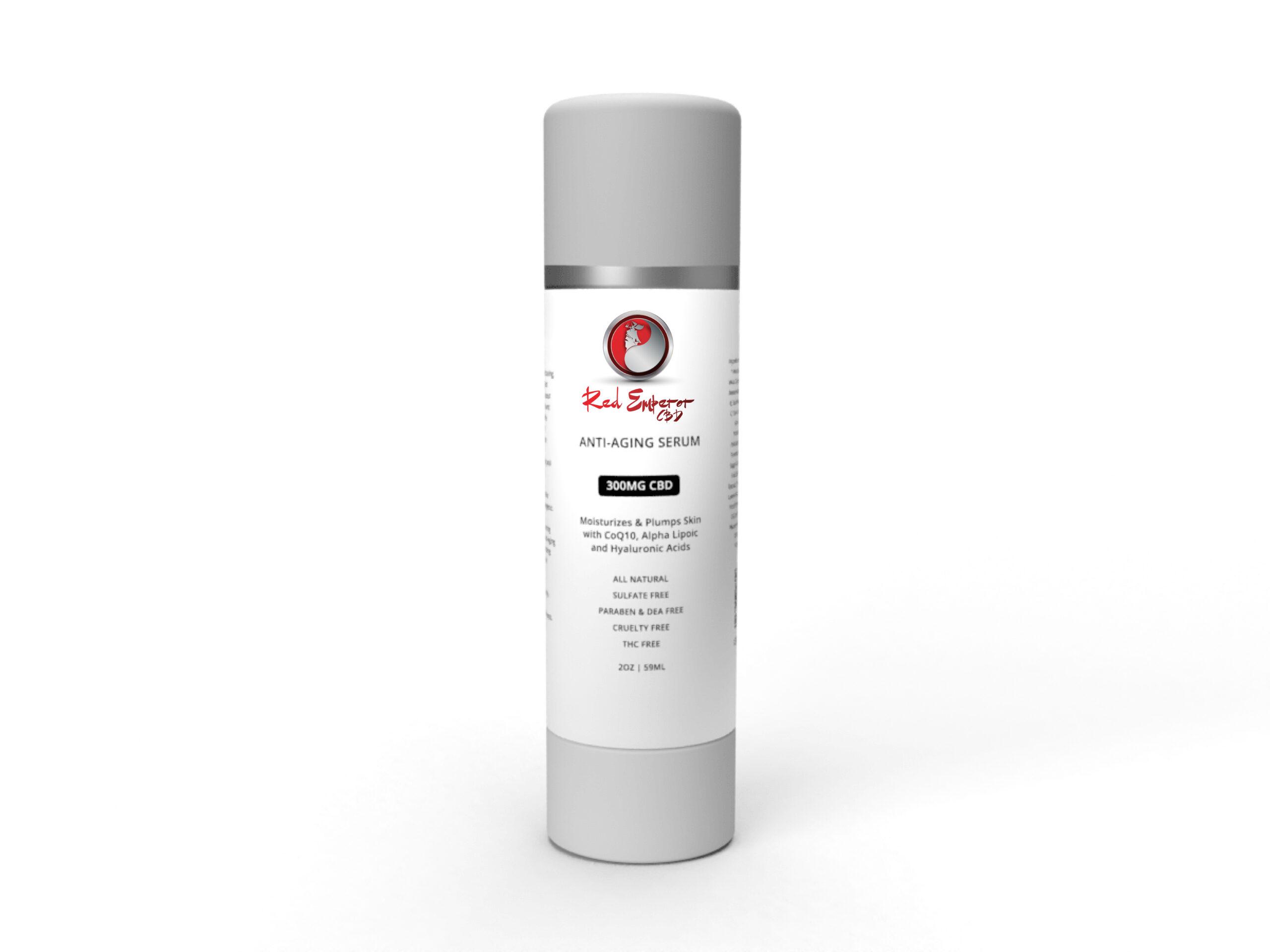 Natural CBD Anti-Aging Cream Online