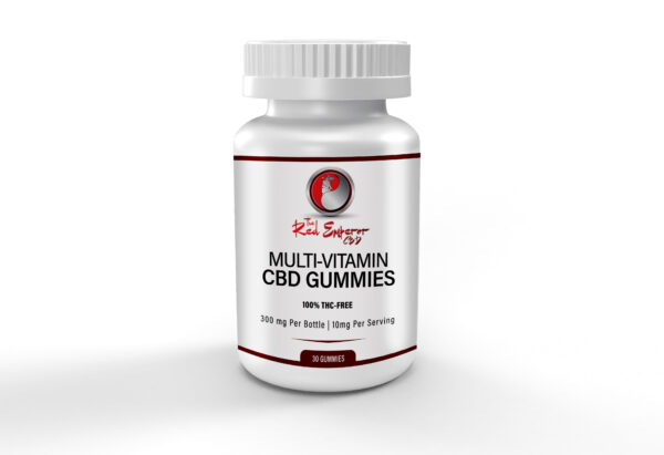 CBD Vegan Gummies