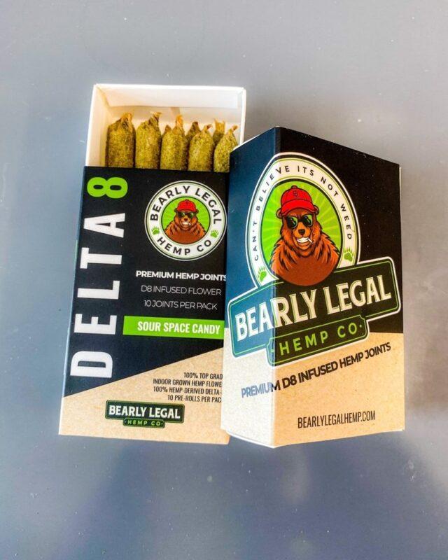 Delta 8 THC Pre Rolls