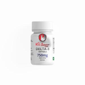 Delta 8 THC Capsules