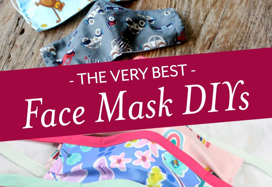 Face Mask DIYs