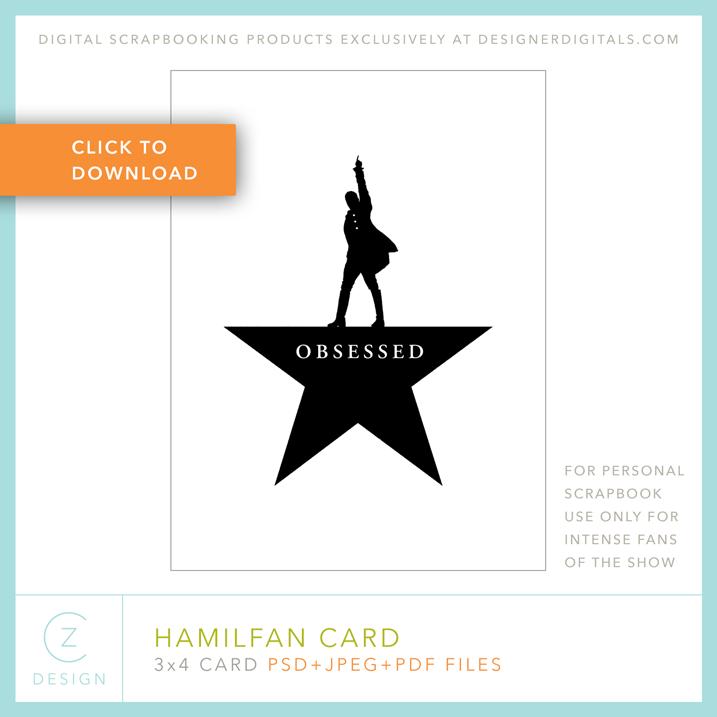 Free Hamilton pocket card