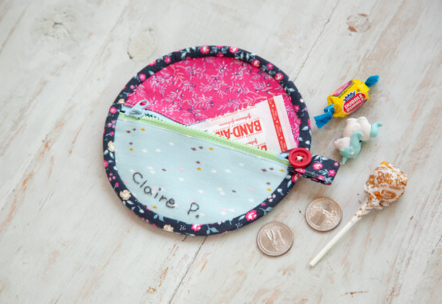 Zakka coin purse diy