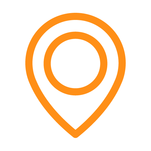 Sunsure Insurance Solutions - GPS Marker Icon - Orange