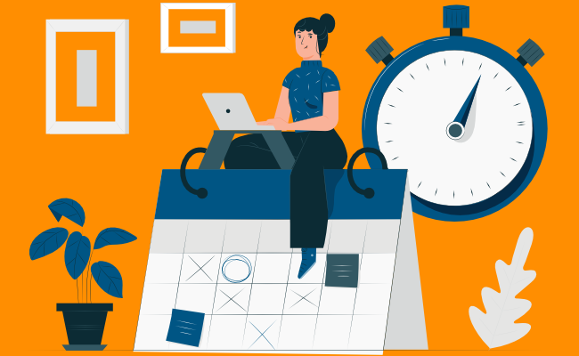 6 dicas de gerenciamento do tempo no home office