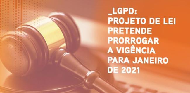 LGPD postergada