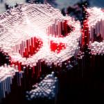 Ransomware: imagem de uma caveira, alertando sobre os perigos do ataque