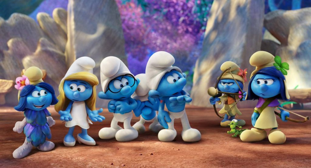 Smurfs - The Lost Village (Review & Giveaway)