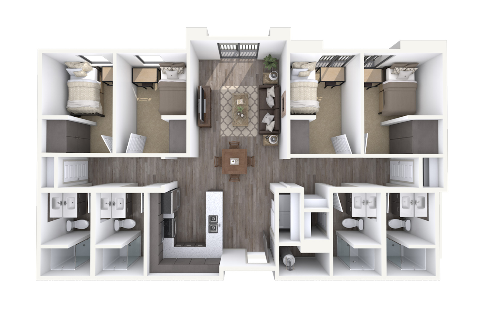 Promenade Place Orem Floor Plans