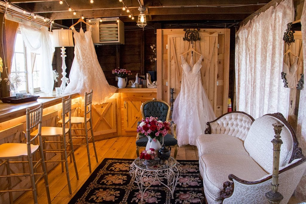 Elegance Bridal, Timeless Consignments & Flowers naturally done by the Barn