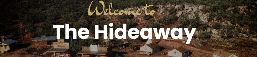 MOA Getaway at Rustic 3 Step Hideaway