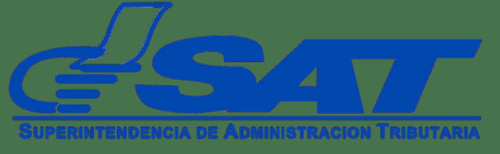 SAT Guatemala logo