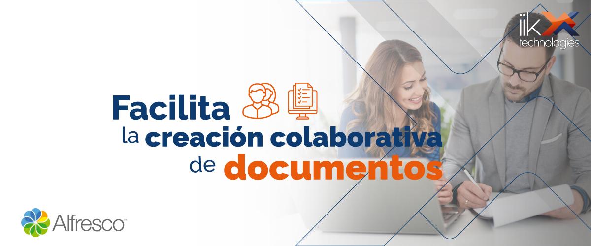 Facilita la creación colaborativa de documentos blog