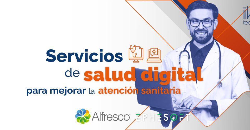 Servicios de salud digital Blog