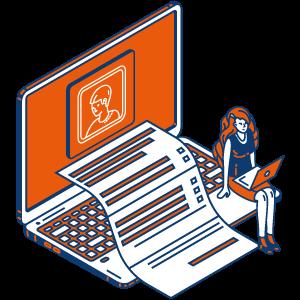 Monitoreo de tareas organizacionales