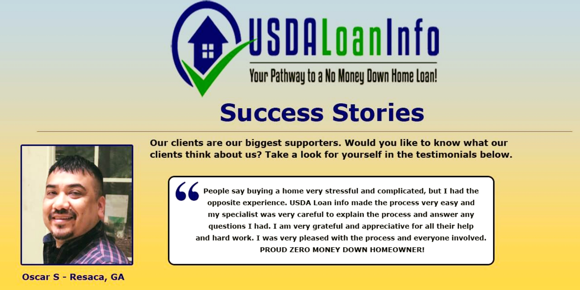 usda loan map california