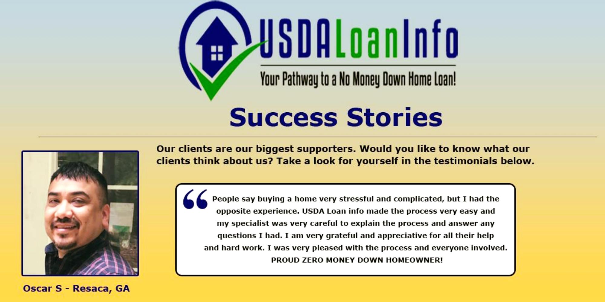 usda loan map california