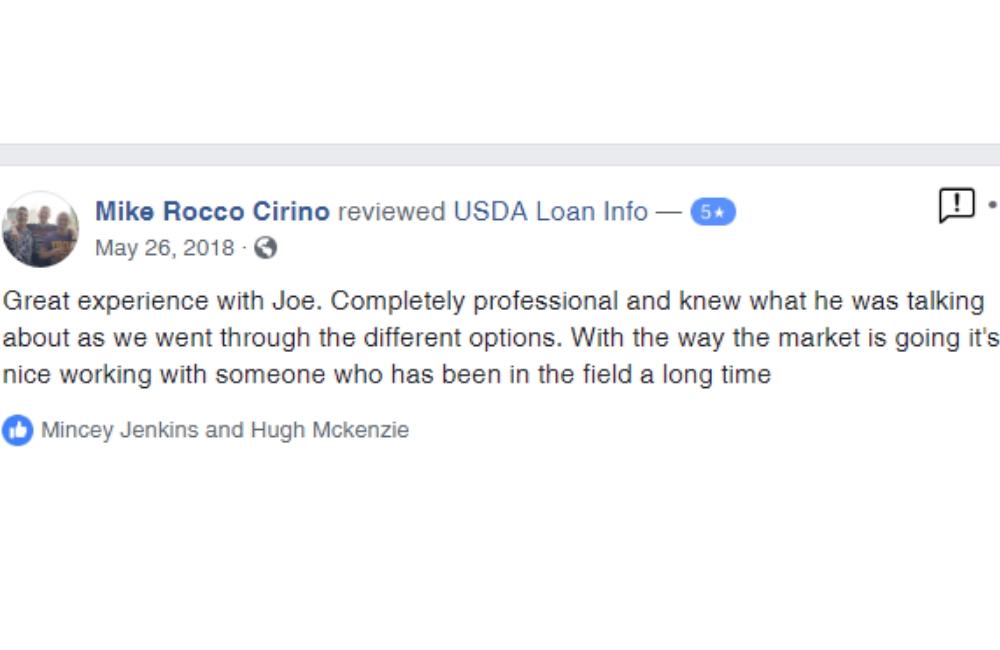 USDA Loan Credit Requirements