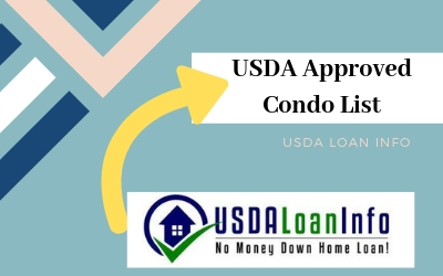 usda approved condo list