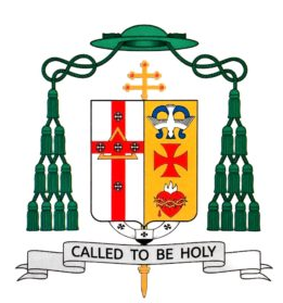 Coat of Arms - Archbishop Kenneth Richards