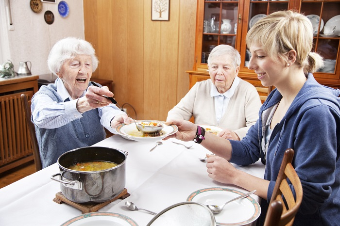 umami can improve nutrition for the elderly