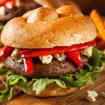 Umami Portobello Mushroom Burger