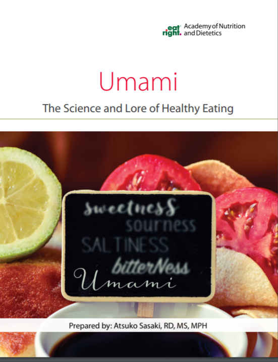 Umami review by Evidence Analysis Library