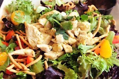 Japanese Chicken Salad Recipe