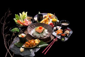 Japanese cuisine Washoku diet