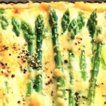 Asparagus and Ricotta Quiche Recipe