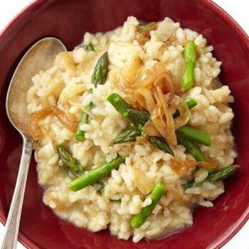 Caramelized Onion Risotto recipe