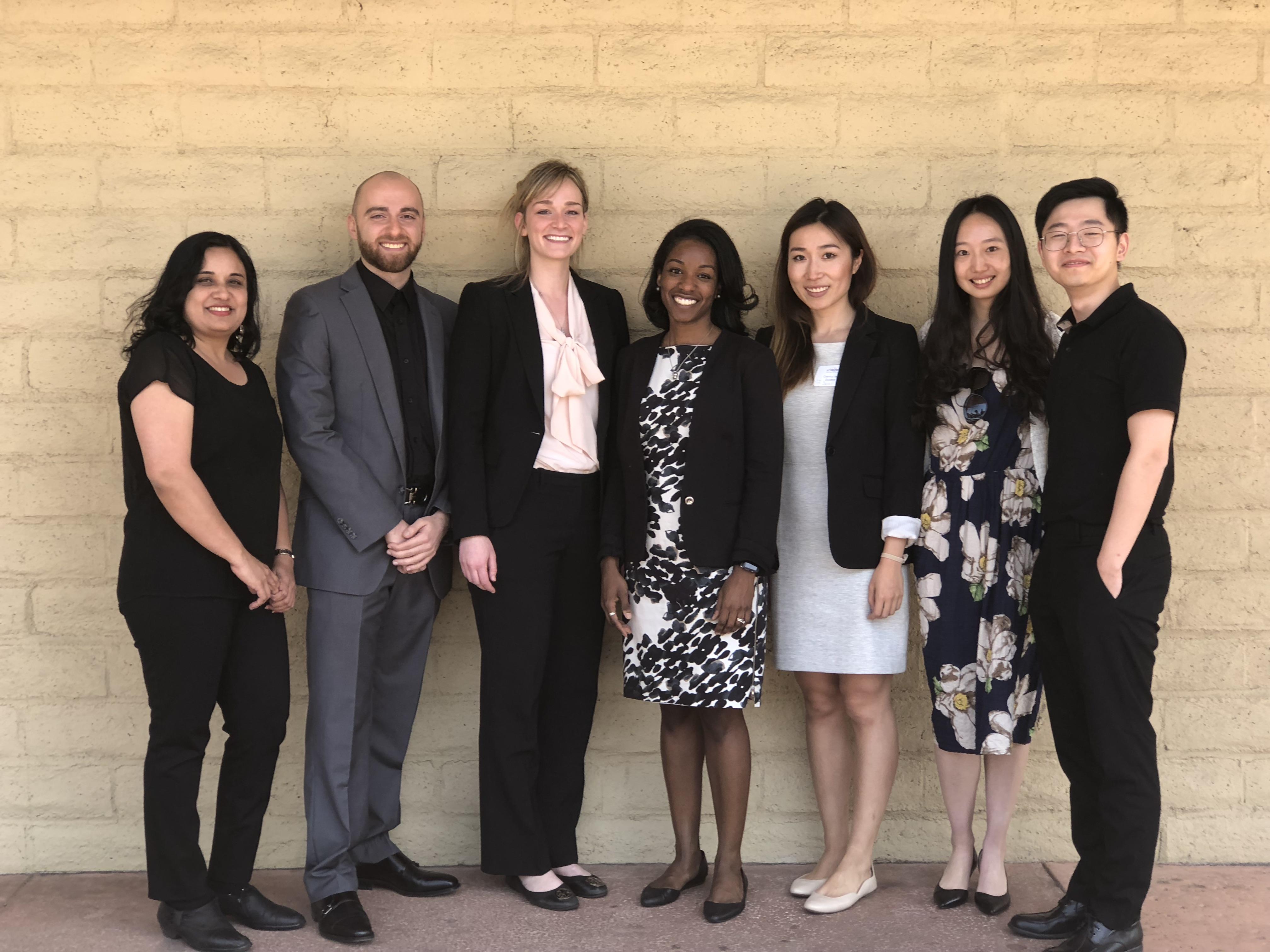 Group Photo - April 2018 - Grodins Symposium, Los Angeles, CA