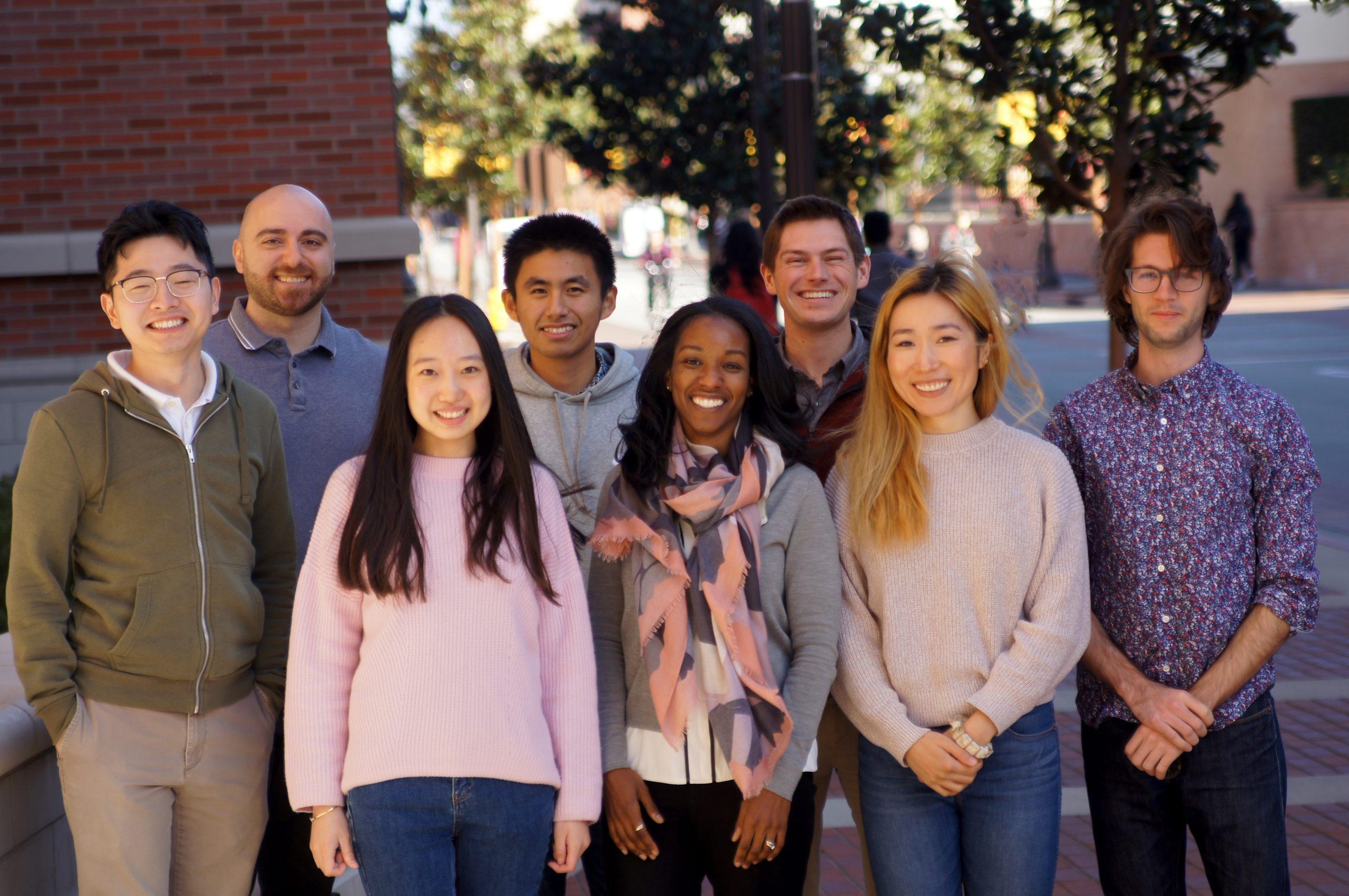 Group Photo - February 2020 - USC University Park Campus, Los Angeles, CA