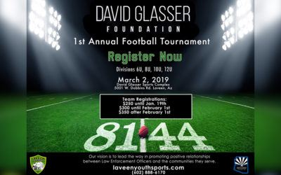 1st Annual Football Tournament – March 2, 2019