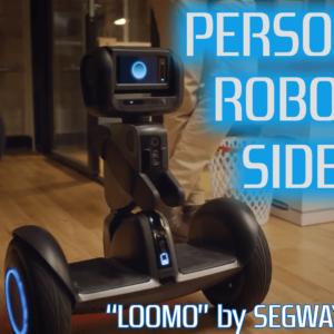 Loomo Personal Robot by Segway Robotics – Smart Robots Review