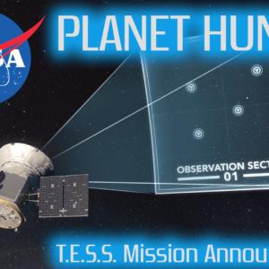 NASA's Planet Hunter – TESS Mission – Smart Robots Review