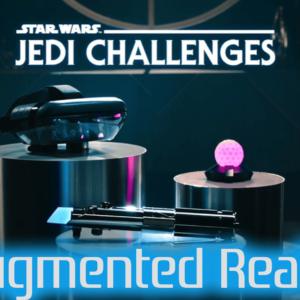 StarWars Jedi Challenges Lenovo Smart Robots Review