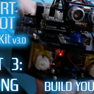 Smart Robot Car – Build your own – Part 3 – Arduino – Elegoo UNO R3 EL-KIT-012 – Smart Robots Review