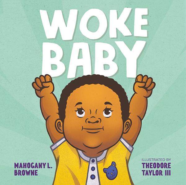 Woke Baby Cover