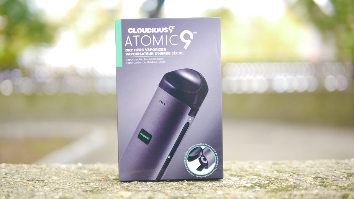 REVIEW: The Atomic9 Vaporizer