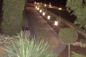 Low Voltage LED Landscape Lights NJ