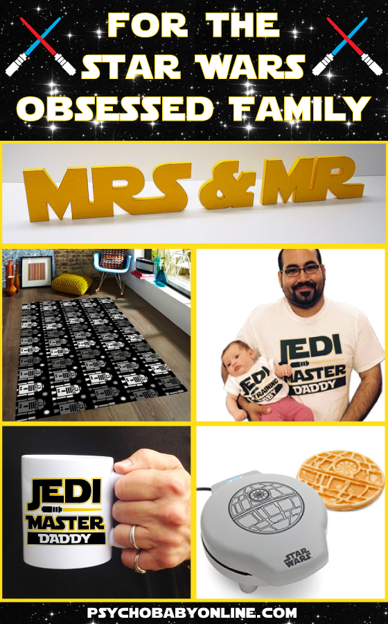 Star Wars Gifts for the Whole Family