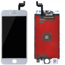 "LCD Display Touch Screen Digitizer Assembly For iPhone 6S 4.7"" White"