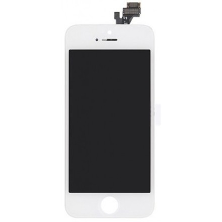 iPhone 5G LCD Screen Assembly (Premium Quality) (White)