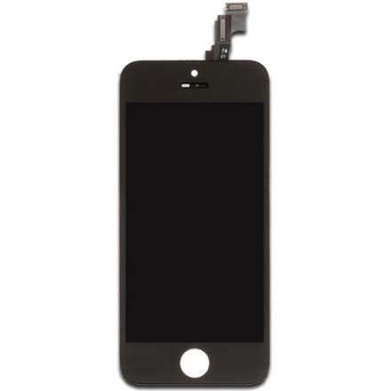 iPhone 5s LCD Screen Assembly (Premium Quality) (Black)