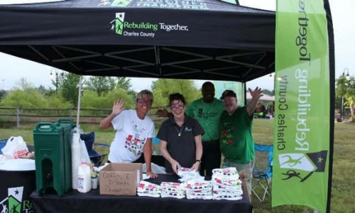 Donate to Rebuilding Together Charles County