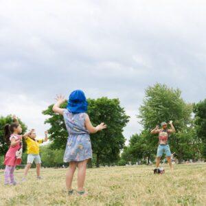 danse extérieur enfant montréal