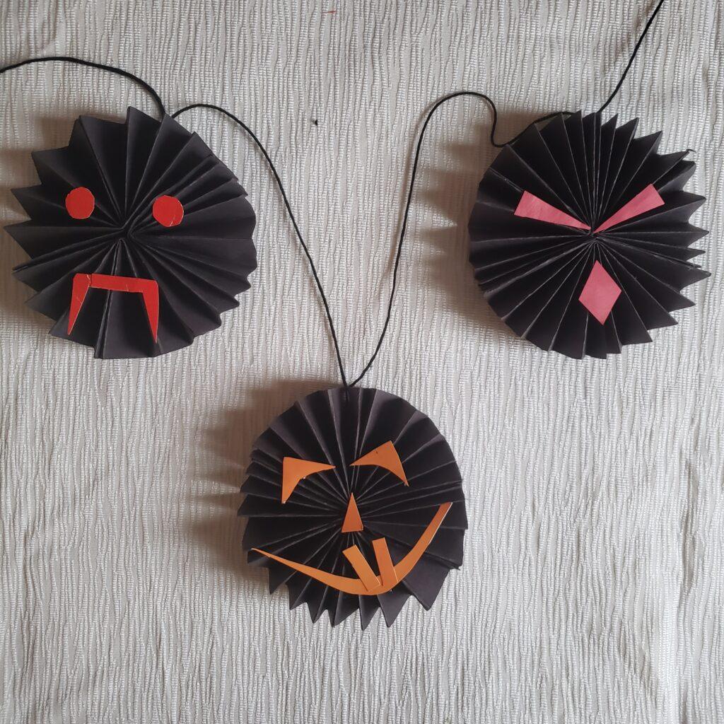 Papangue atelier créatif DIY Halloween