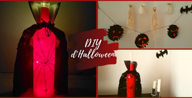 Papangue atelier creatif idees DIY Halloween
