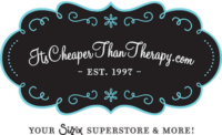 It's Cheaper Than Therapy